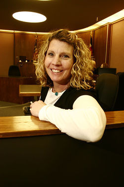 Colorado Springs veterans court public defender Sheilagh McAteer.