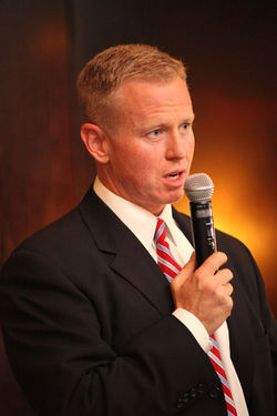DA candidate George Brauchler.