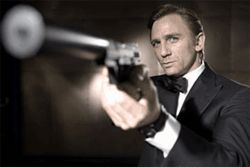 Daniel Craig is 007 -- as you've never seen him  before.