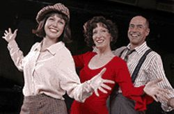 Nancy Sullivan, Susan Dawn Carson and Marcus  Waterman in Gypsy.
