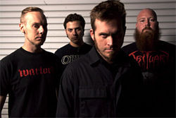 Cattle Decapitation is made up of militant vegetarians. Go figure.