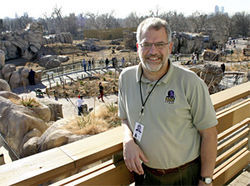 Craig Piper will usher in a new elephant era at the Denver Zoo.