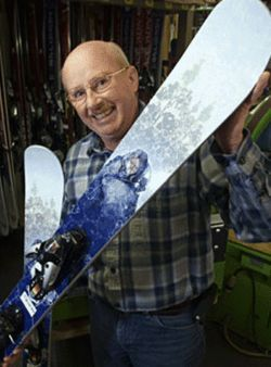Icelantic skis have had a good run at Bob Davis's  Maison de Ski.
