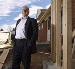 Rebuilding for the future: Bill Sullivan has big plans for Northglenn.