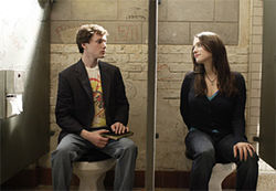 Anton Yelchin is a student turned shrink in Charlie Bartlett.