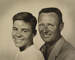 Don Bachardy and Christopher Isherwood are the subjects of Chris & Don.