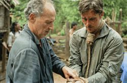 Director Werner Herzog was thrilled to rope Christian Bale for Rescue Dawn.