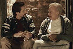 D if you D: David Duchovny and Robin Williams grow  older in House of D.