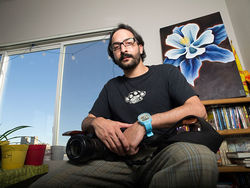Columbine grad Sam Granillo is making a documentary about the long-term trauma inflicted by the shootings.