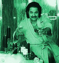 Yes, master: Porn king Ron Jeremy.