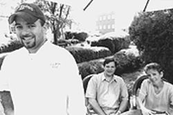 The age of region: Chef Kirk Bliss and owners Rich and Cheryl Brown focus on Southwestern fare at Sage.