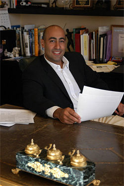 Craig Nassi built three condo complexes in the Golden Triangle.