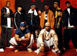 The Wu Tang Clan's representin' the East Side.