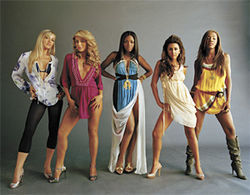 Danity Kane&#039;s got legs, and they know how to use them.