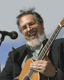 David Bromberg's got a new set of strings.