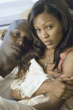 Tyrese Gibson and Meagan Good are no modern-day  Bonnie and Clyde.