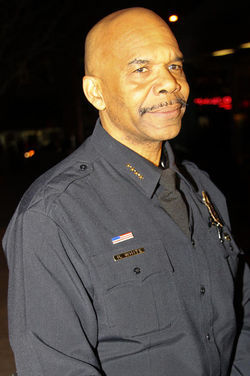 Chief of Police Robert White has launched many changes.