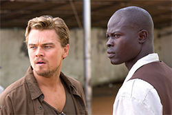 Blood Diamond: Hollywood&#039;s pitch for cubic zirconium.