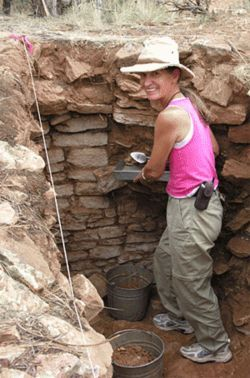Kristin Kuckelman may have uncovered part of the  Mesa Verde mystery at Goodman Point Pueblo.