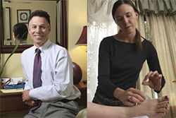 Dr. Terry Grossman and his wife, Karen Kurtak, are more than young at heart.