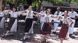Romanian dancers bring their style to Boulder.