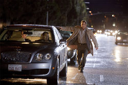 Danny Huston and Mel Gibson in Edge of Darkness.