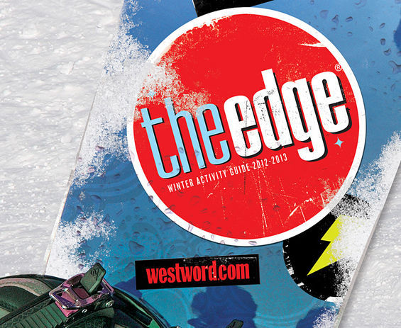 Get the edge on winter fun with The Edge!