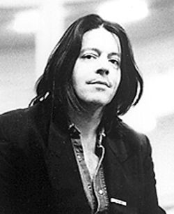 He's over the Hüsker blues: Grant Hart prefers a solo life.