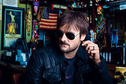 Eric Church is reclaiming country for himself.