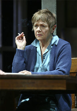 Estelle Parsons is Violet in August: Osage County.