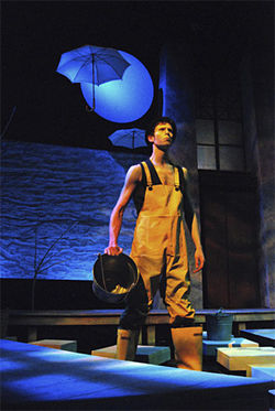 John Jurchek as Big Stone in Eurydice.