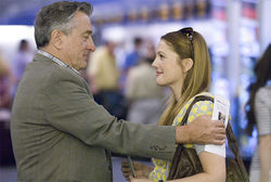 Robert De Niro and Drew Barrymore star in Everybody's Fine.