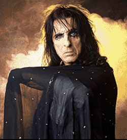 Alice Cooper wraps up the Colorado State Fair on  September 5.
