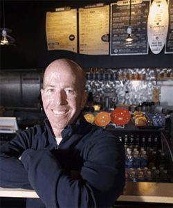 Eat at Tokyo Joe's: Larry Leith founded the fast- casual chain.