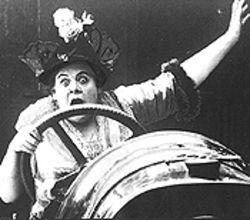 Marie Dressler in Tillie&#039;s Punctured Romance.