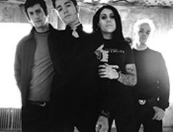 Serenading the Sorrow: The members of AFI.