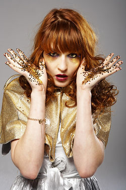 Florence's Machine is set to stun.