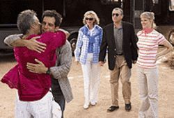 Focus on the Fockers: Dustin  Hoffman, Ben Stiller, 