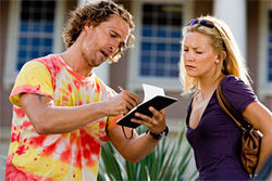 Matthew McConaughey and Kate Hudson wash up in Fool's Gold.