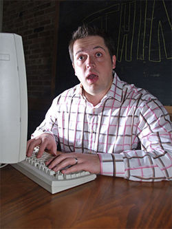 Jason Bane finds the blogosphere full of surprises.