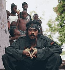 Damian Marley, a legend in the making.