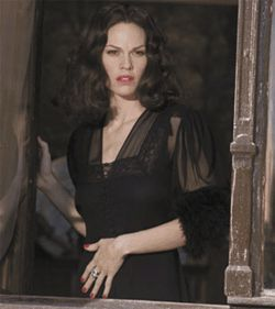 Hilary Swank flies her freak flag in The Black  Dahlia.