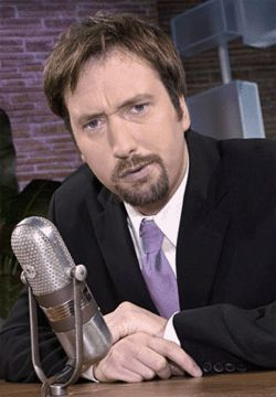 Tom Green wonders what he'll do on the next Tom  Green Live.