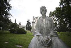 Fairmount Cemetery offers monuments to history and some of Colorado's bigger egos.