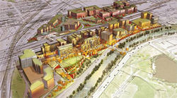 Cherokee Denver plans a $1 billion development for the Gates site — once it's cleaned up.