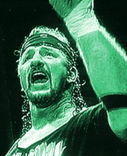Hurts so good: Terry Funk in Beyond the Mat.