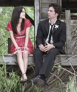Wait for the DVD -- or the dollar movies -- to catch  Rachel Bilson and Zach Braff explore The Last  Kiss.