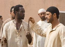 Don Cheadle and Sa&amp;iuml;d Taghmaoui star in Traitor.