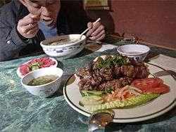 Pho soups are just the start of the authentic Vietnamese menu at Ha Noi Pho.