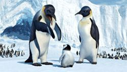 Happy Feet starts well but quickly loses its  tune.